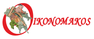 OIKONOMAKOS Αλλαντικά Logo